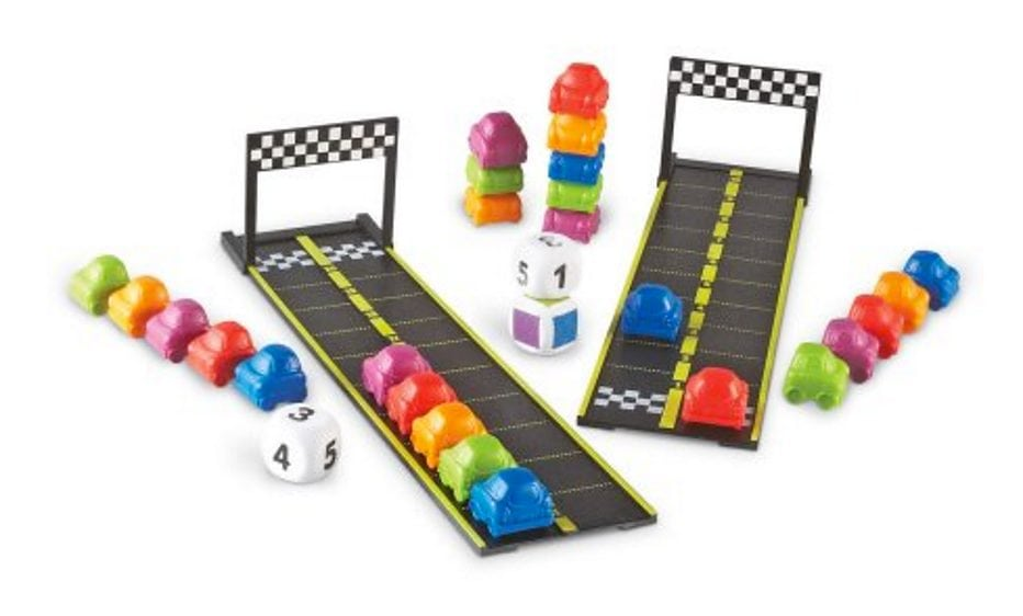 Mini Motor Math Activity Set by Learning Resources