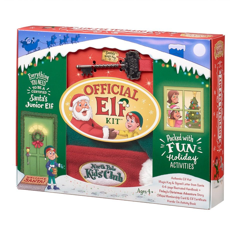 Official Elf Kit by North Pole Kids' Club