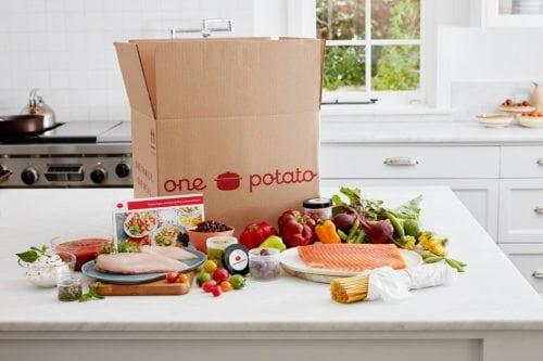 One Potato Box