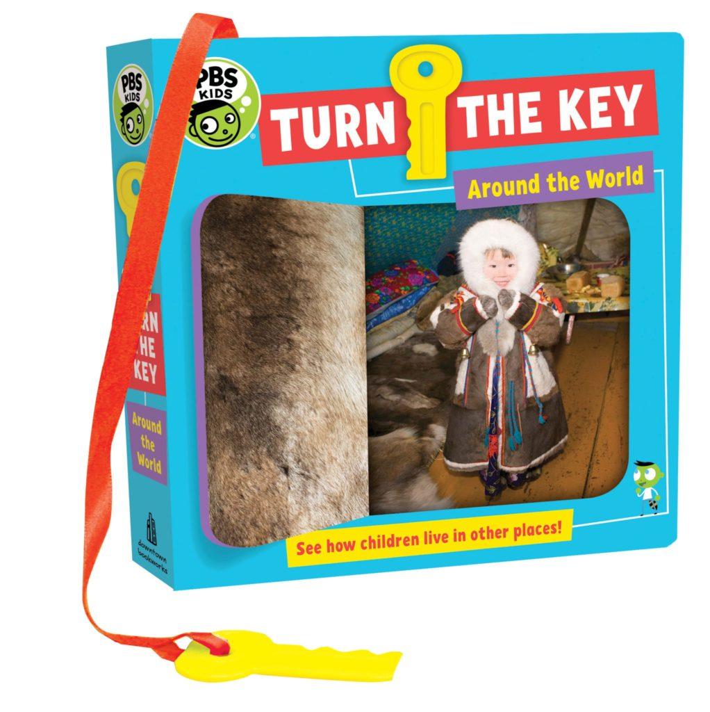 PBS KIDS Turn the Key: Around the World