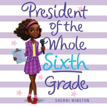 President of the whol 6th grade