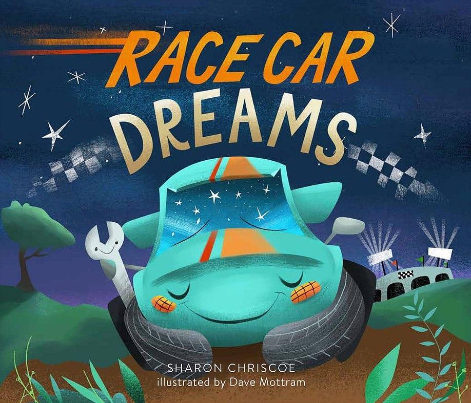 Race Car Dreams by Running Press Kids