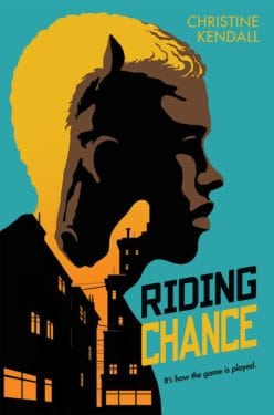 Riding Chance by Scholastic Press