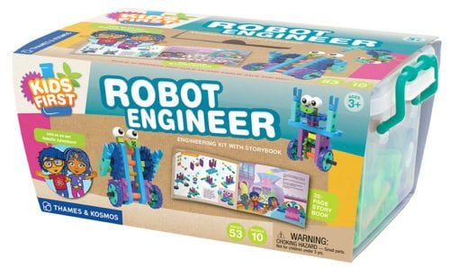 Robot Engineer by Thames & Kosmos