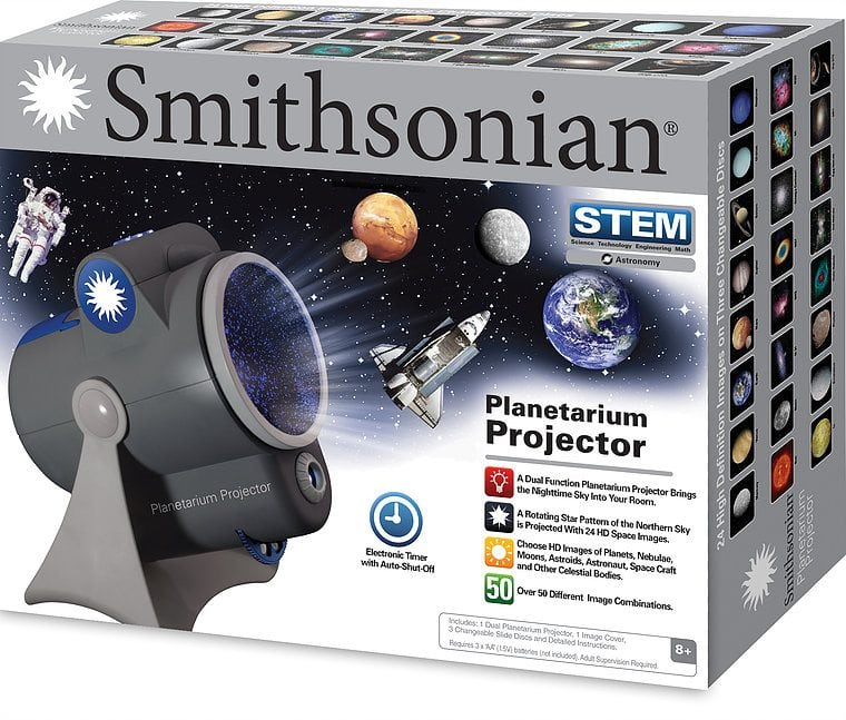 SMITHSONIAN PLANETARIUM PROJECTOR by NSI INTERNATIONAL, INC.