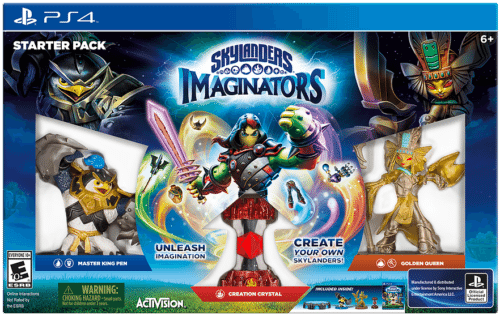 Skylanders Imaginators by Activision Publishing