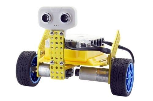 TOMO 2 in 1 STEM Robotic Kit