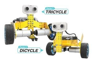 TOMO 2 in 1 STEM Robotic Kit pic 2