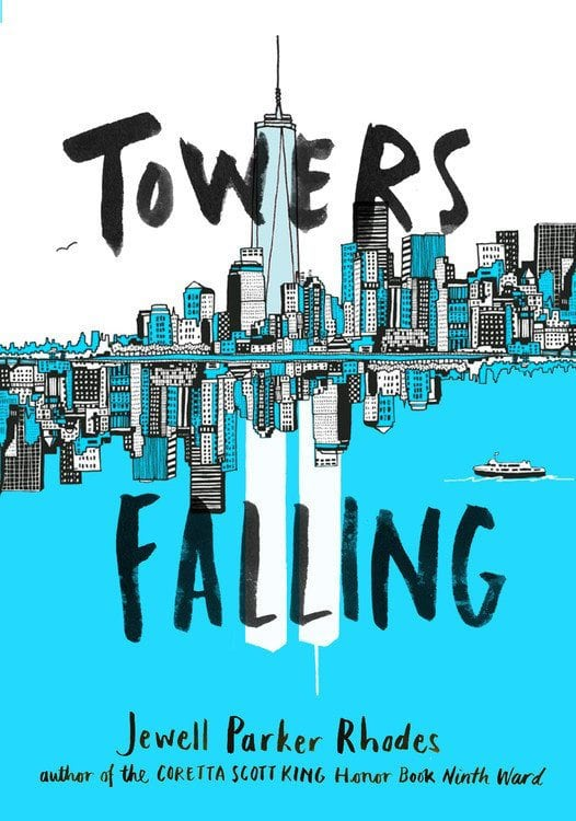 TOWERS FALLING, Written and Read by Jewell Parker Rhodes by HACHETTE AUDIO