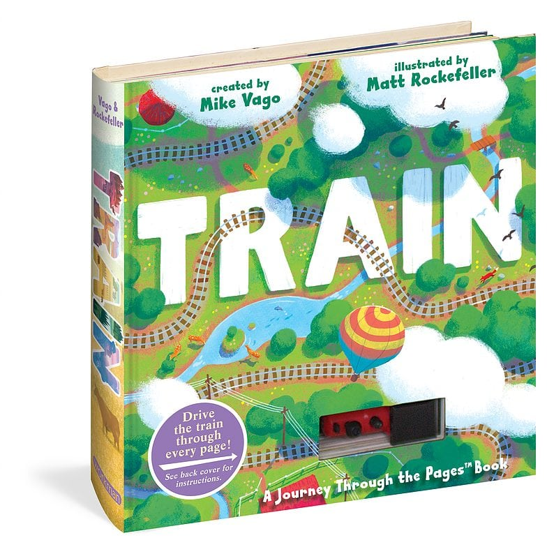 TRAIN by Workman Publishing