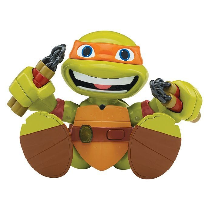 Talk-to-Me Mikey by Playmates Toys