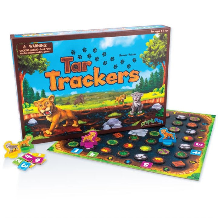 Tar Tracker by SimplyFun