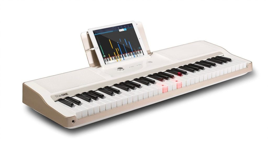 The ONE Light Keyboard