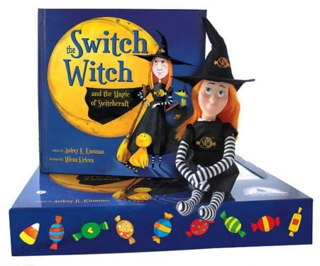 The Switch Witch and the Magic of Switchcraft by Four Boys Industries, LLC