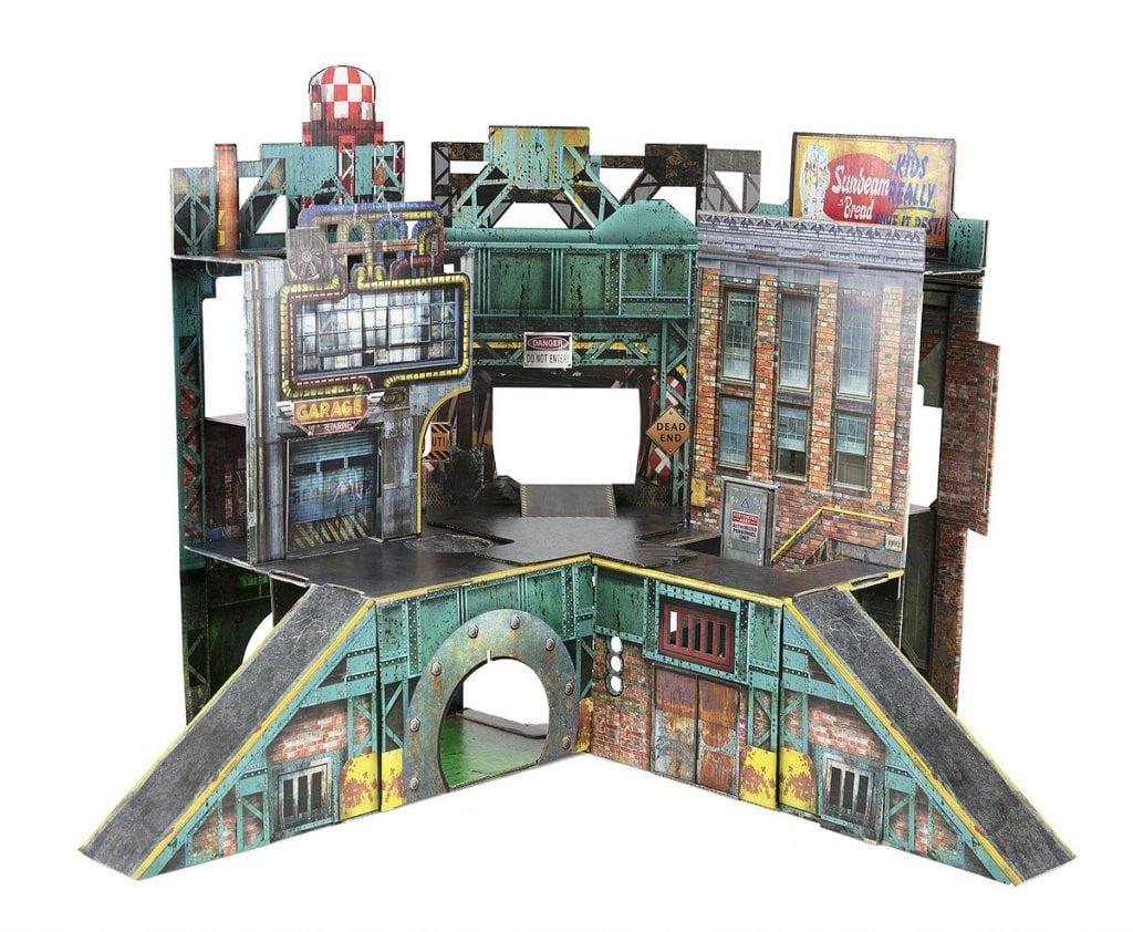 The Urban Playset by Readysetz