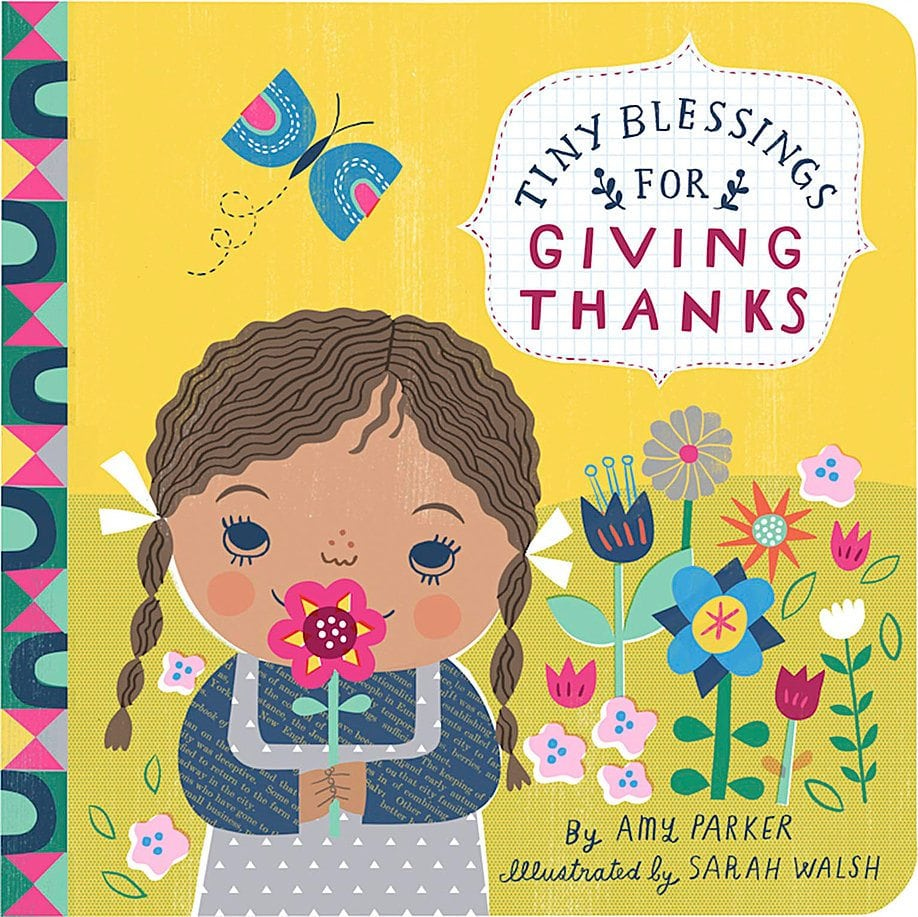 Tiny Blessings: For Giving Thanks by Running Press Kids