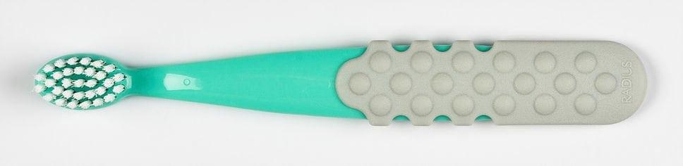 Totz Plus Toothbrush, Silky Soft by RADIUS