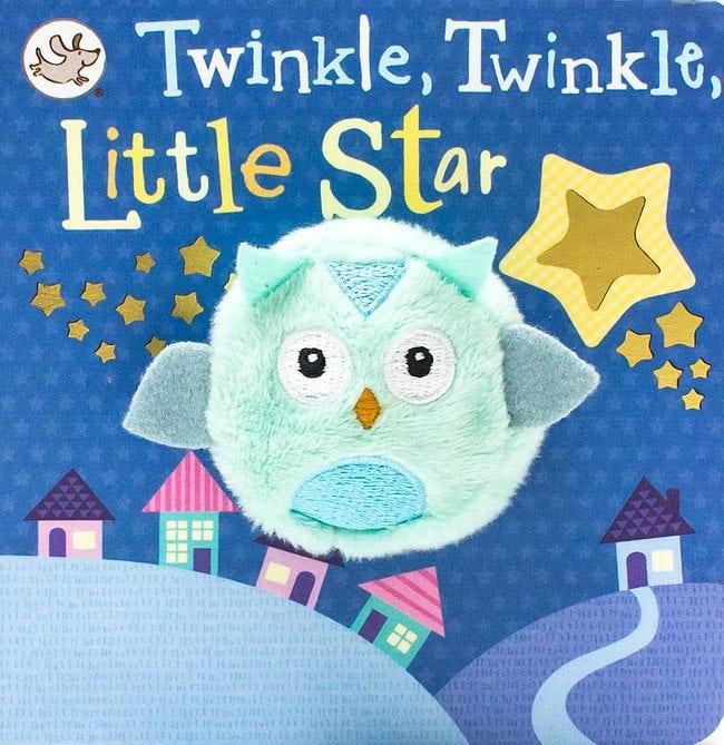 Twinkle, Twinkle, Little Star Finger Puppet by Parragon