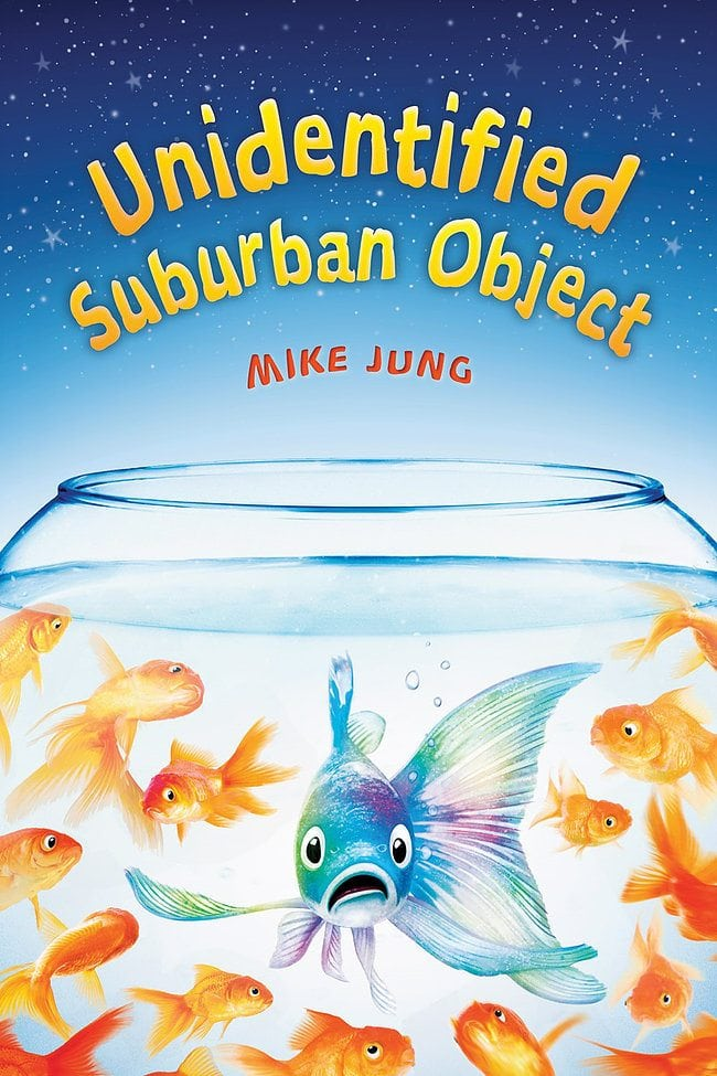 Unidentified Suburban Object by Scholastic : Arthur A. Levine Books