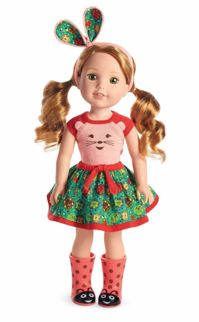 Willa Doll by American Girl