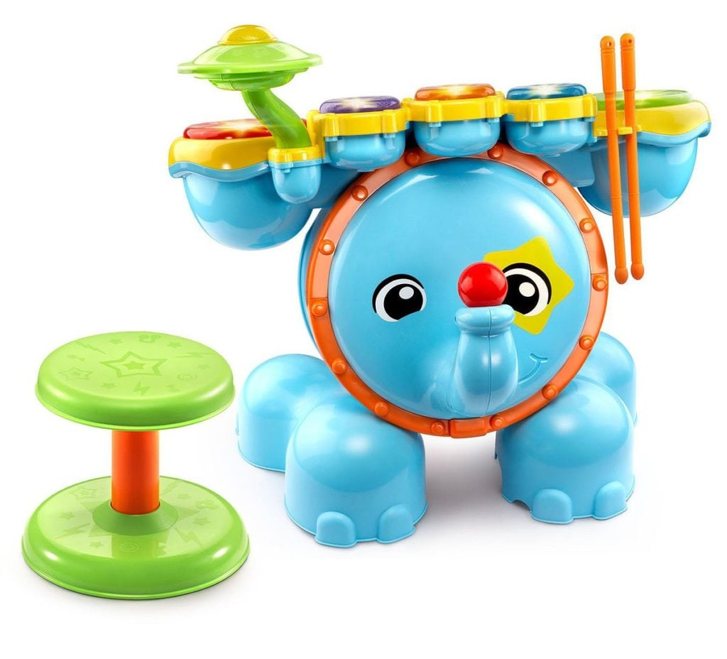 Zoo Jamz Stompin' Fun Drums