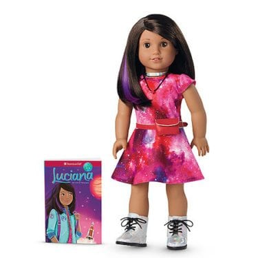 American Girl Luciana Vega