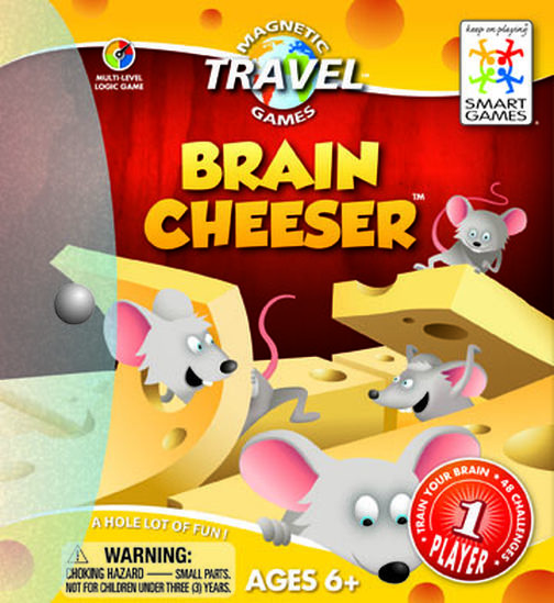 Brain Cheeser by Smart Toys and Games, Inc.