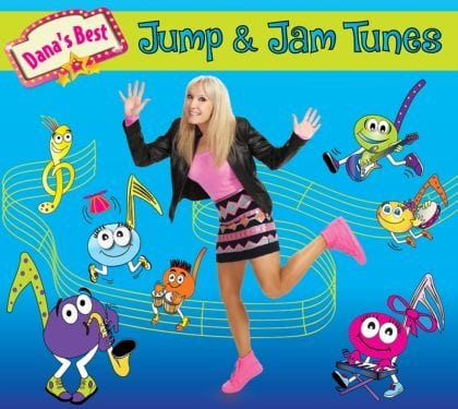 dana's best jump jam tunes