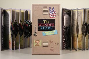 The Wonder Years: Complete Series by Time Life