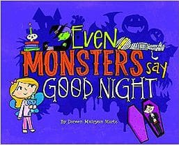 Even Monsters Say Good Night by Capstone Young Readers