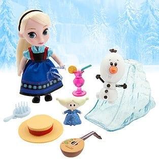 Mini Animator Doll Set by Disney Store