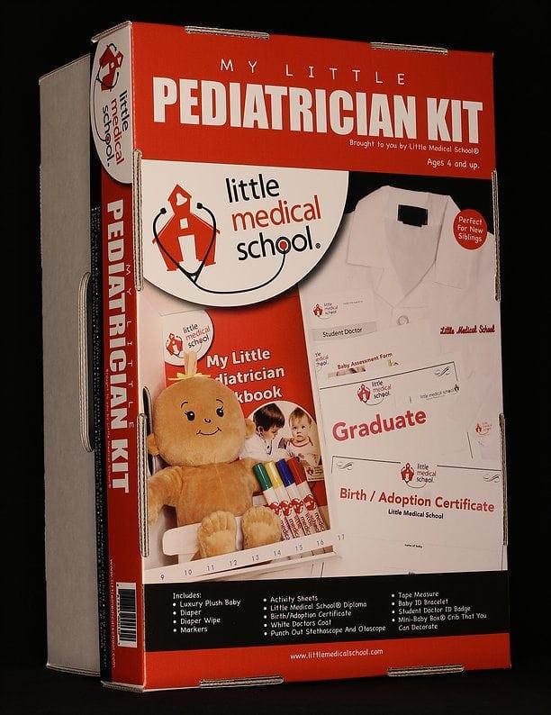 Little Medical School's My Little Pediatrician Kit