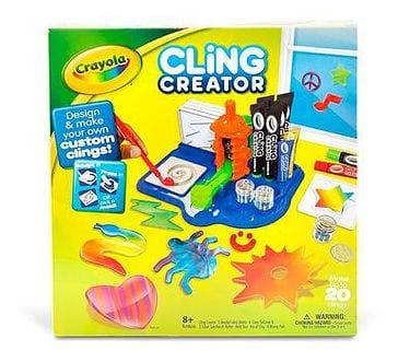 Crayola Cling Creator by Crayola