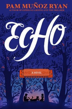 Echo by Scholastic Press