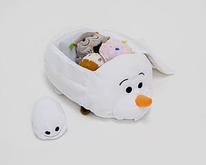 Tsum Tsum Olaf Bag with Frozen Fever by The Walt Disney Company