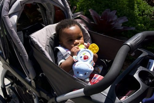 VTech Lil' Critters Huggable Hippo Teether™