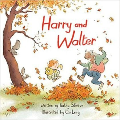 Harry and walter by annick press