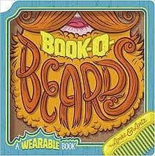 Book-O-Beards: A Wearable Book by Capstone Young Readers