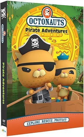Octonauts: Pirate Adventures by NCircle Entertainment