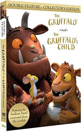 The Gruffalo and The Gruffalo's Child Double Feature by NCircle Entertainment