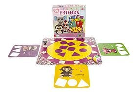 Ty Beanie Boos Friends Game by Tactic Games