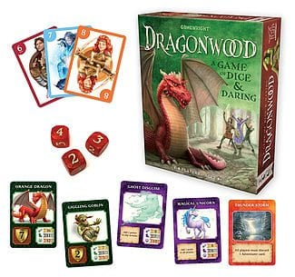 Dragonwood by Gamewright