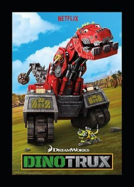 Dinotrux by DreamWorks Animation