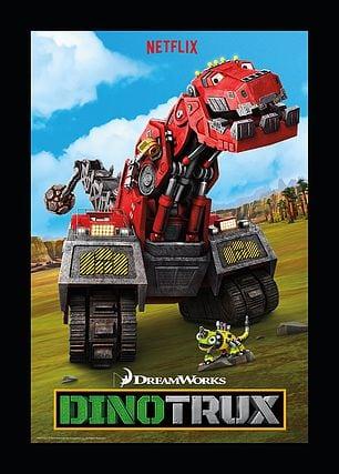 Dinotrux by DreamWorks Animation
