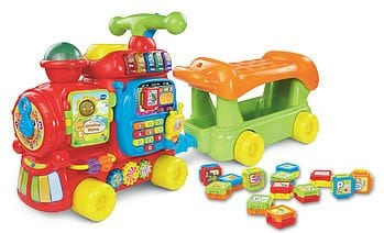 Sit-to-Stand Ultimate Alphabet Train by VTech