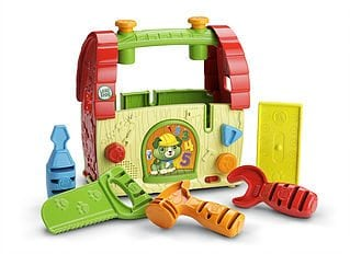 Scout's Build and Discover Tool Set by LeapFrog