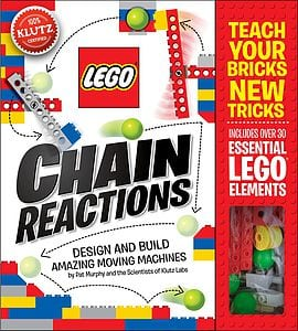LEGO® Chain Reactions by Klutz