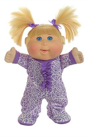 Cabbage Patch Lil' Dancer by Wicked Cool Toys