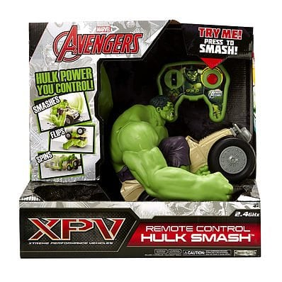Hulk Smash by JAKKS Pacific