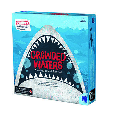 Crowded Waters Game by Educational Insights